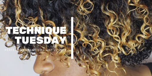 Technique Tuesday: Live Natural Hair Tutorials