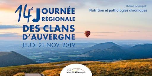 14ème journée régionale des clans d'Auvergne