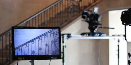 Undergraduate Film & TV Prospective Student Tours -- August 2019 tickets