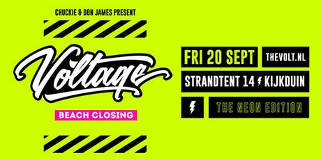 Voltage - Beach Closing tickets