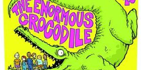 Mickleover Library Roald Dahl's The Enormous Crocodile tickets