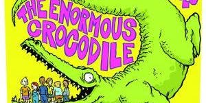 Mickleover Library Roald Dahl's The Enormous Crocodile