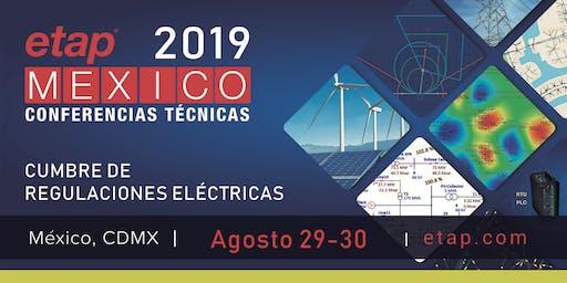 Cumbre de Regulaciones Eléctricas 2019: Agosto 29 y 30