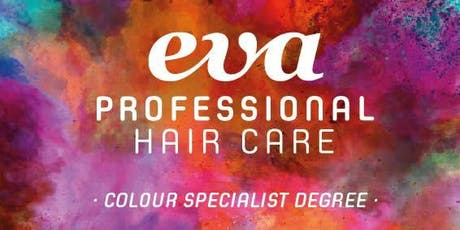 Eva Professional Colour Specialist Degree (10 day course) tickets