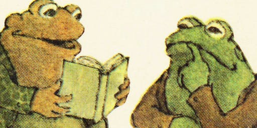 Frog & Toad Story Time