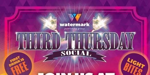 Watermark's July Third Thursday Social Networking Mixer