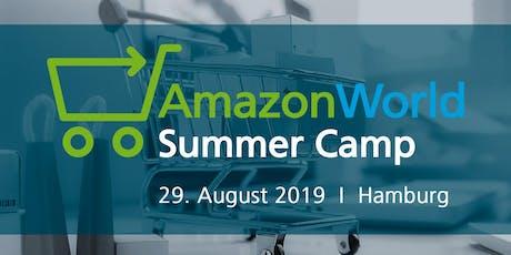 AmazonWorld Summer Camp Tickets