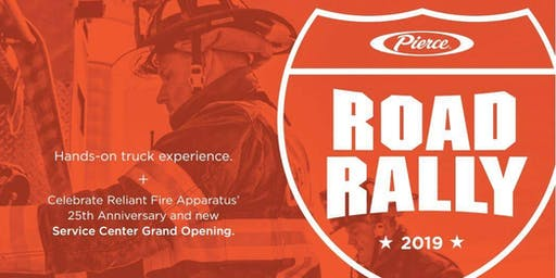 Reliant Fire Service Center Grand Opening and Pierce Road Rally