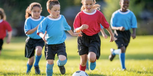 Seven Sisters AFC 4-6 yr olds - Summer Football Camp