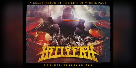 HELLYEAH: A Celebration of the Life of Vinnie Paul | 9.7.19 tickets