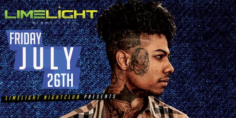 Blueface Performing Live tickets