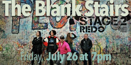 The Blank Stairs tickets