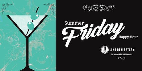 Summer Fridays tickets
