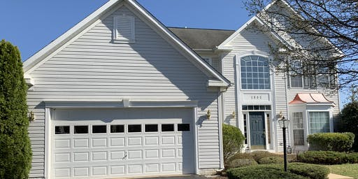 Real Estate Auction - 7/18/19 - 4 BR house in Frederick MD