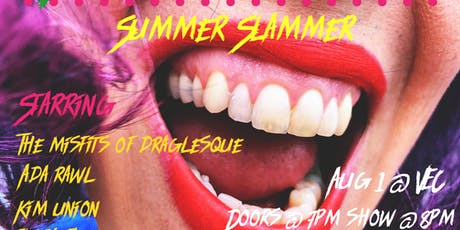 DRAGLESQUE: Summer Slammer tickets