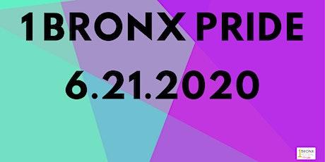 1 Bronx Pride Festival 2020 tickets