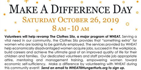 Phoenix College - Make A Difference Day tickets