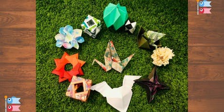Copie de Origami - Summer workshop for teens billets