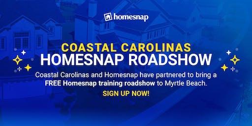 Coastal Carolinas Association of Realtors: Homesnap Roadshow