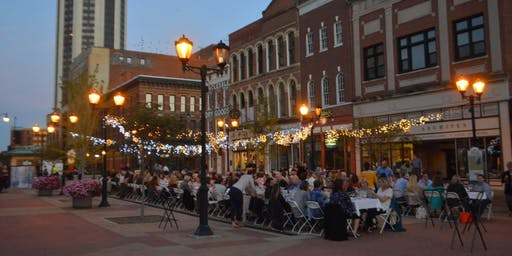 4th Annual Friends of the Market Street Dinner by DSI