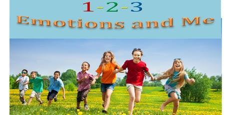 Children's Life Skills Workshop: 1-2-3 Emotions & Me (Oct 2019) tickets