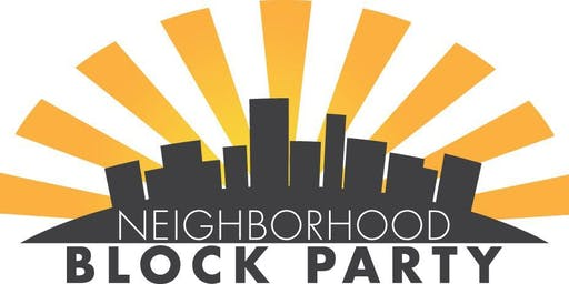 2019 Block Party at The Center