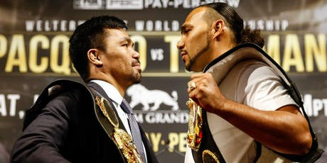 Pacquiao vs. Thurman Viewing Party! Main Event  tickets
