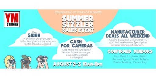 YM Summer Sizzler: Two Day Extravaganza