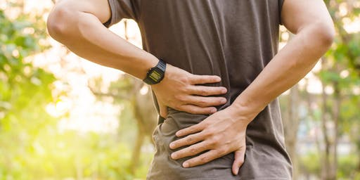 Back Pain and Spine Related Issues | Dr. Robert Dimick, Navarre Talk with the Doc