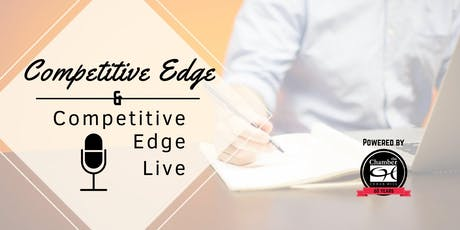 Competitive Edge Podcast Live tickets