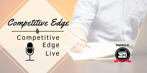 Competitive Edge Podcast Live