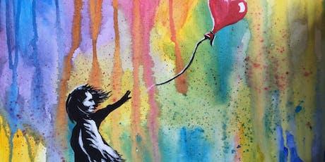 Paint Street Art! York, Wednesday 18 September tickets