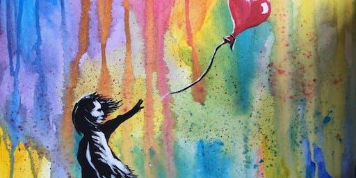 Paint Street Art! York, Wednesday 18 September