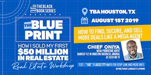 The Blueprint With Mega Producing Agent Chief Oniya