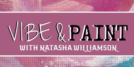 Vibe & Paint tickets
