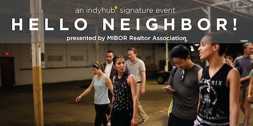 HELLO NEIGHBOR! | Irvington