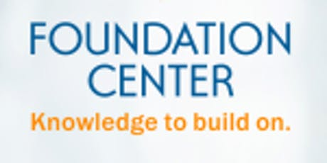 Foundation Center Workshop: How to Find Grants tickets