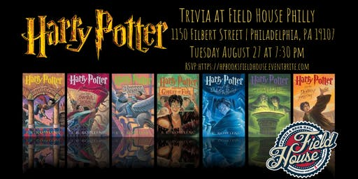 Harry Potter (Books) Trivia at Field House