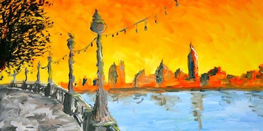 Paint London! Angel, Wednesday 11 September