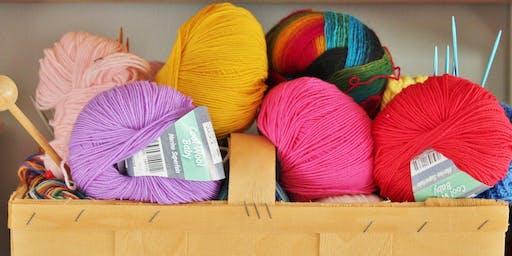 Knitting & Crochet Club