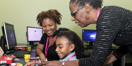 Black Girls Code Raleigh Durham Chapter Presents: We Create!  A Parent-Daughter Workshop tickets