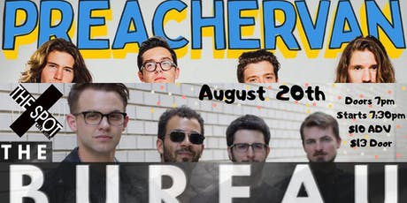 The Bureau / Preachervan tickets