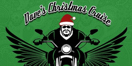 2019 Dave's Christmas Cruise benefitting the Santa's Ride tickets