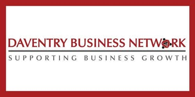 Daventry Business Network July 2019 Meeting