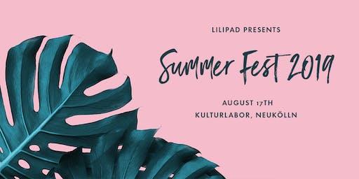Lilipad Charity Summer Fest Vol.III