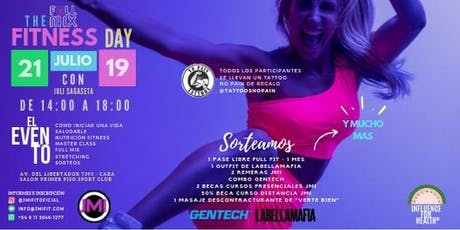THE FITNESS DAY entradas