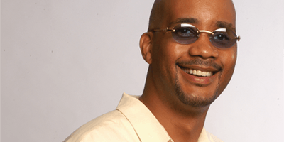 John Henton at the Hartford Funny Bone