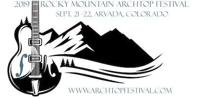 Rocky Mountain Archtop Festival