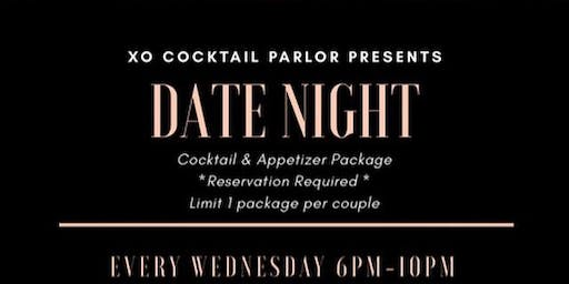 Date Night at XO Cocktail Parlor