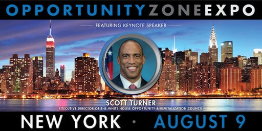 Opportunity Zone Expo New York City